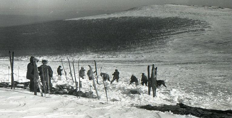 Материалы следствия о перевале Дятлова